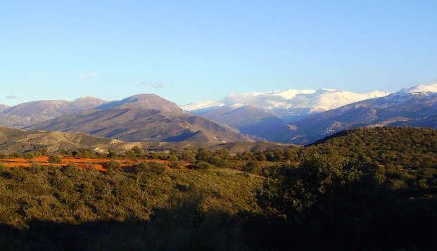 Mini Vacaciones en Sierra Nevada en un estudio completamente equipado (desde 3 noches)