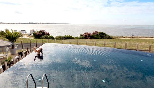 Week-end luxe et bien-être à Royan