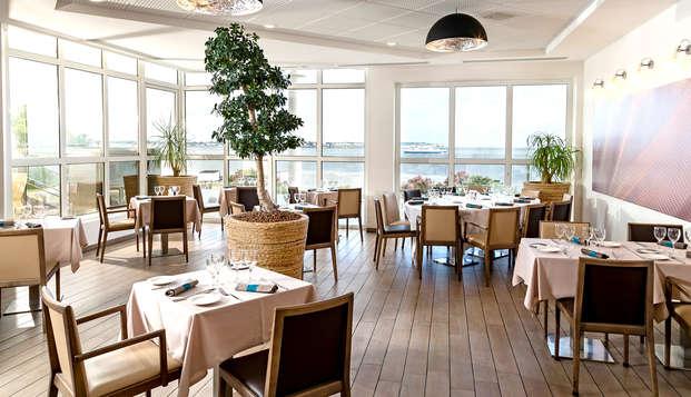 Week-end thalasso avec dîner sur la côte Atlantique