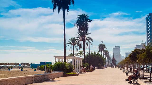 Disfrutra de la Costa del Sol con la comodidad de un apartamento 3* en Fuengirola