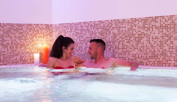 Soggiorno romantico a Riva Del Garda con accesso alla spa e drink di benvenuto!