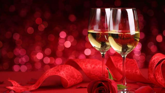 Spéciale Saint Valentin : Escapade romantique sur la Côté d'Opale