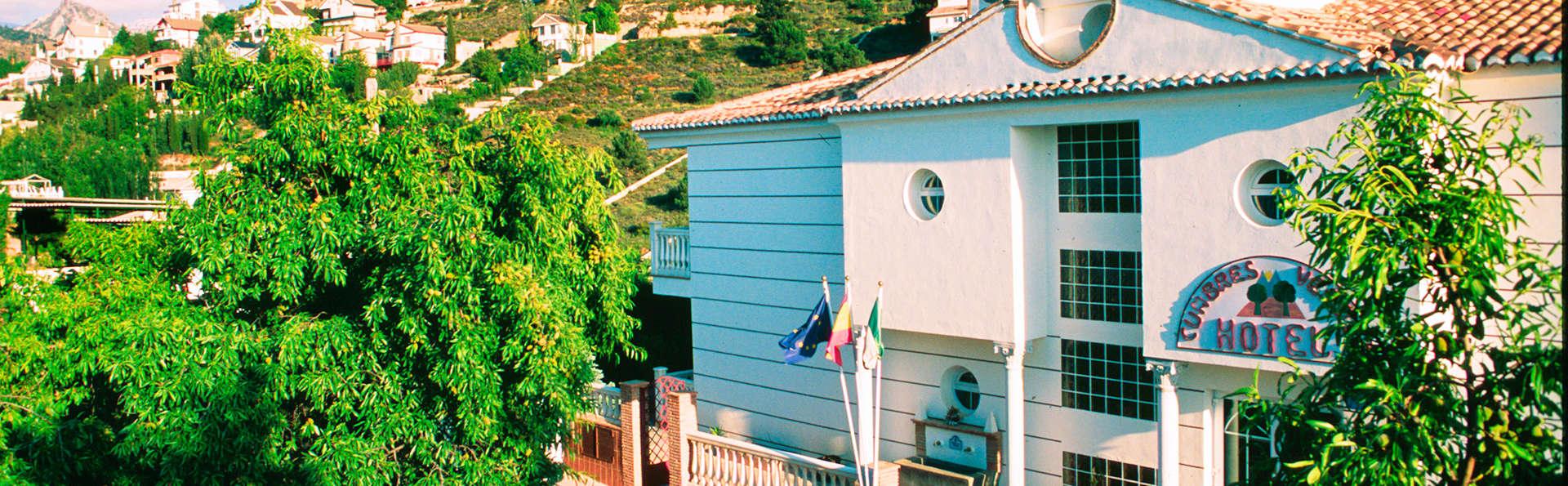 Apartamentos turísticos Cumbres Verdes - EDIT_front.jpg