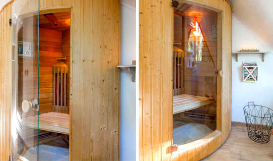 Wellnessweekend Gesves Met Toegang Tot De Sauna Privé Vanaf 139