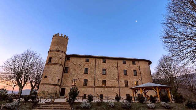 Soggiorno da favola in un castello in Umbria