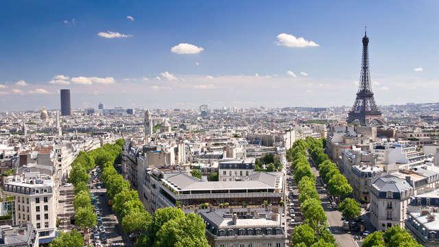 Week-end cosy dans un hôtel au cœur de Paris