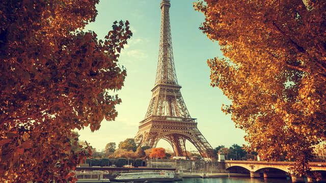 Disfruta del verano a tan solo dos pasos de las grandes avenidas parisinas