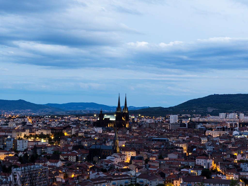 Séjour Auvergne - Week-end citadin à côté de Clermont Ferrand  - 3*