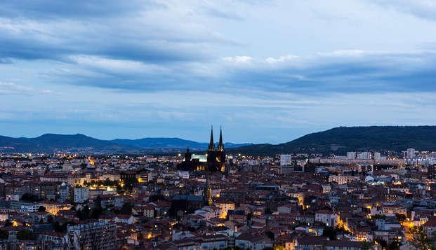 Week-end citadin à côté de Clermont Ferrand