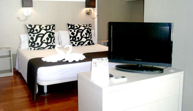 Escapada mejor precio garantizado a Barcelona Upper-Diagonal en un Apartamento