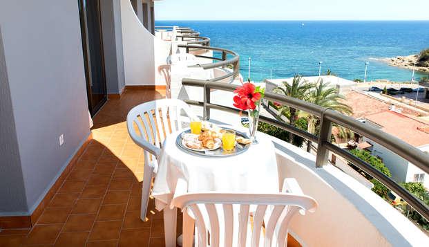 Profitez en famille de la côte méditerranéenne en pension complète