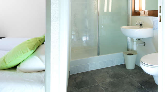 Campanile Nantes Saint-Sebastien-sur-Loire - Bathroom
