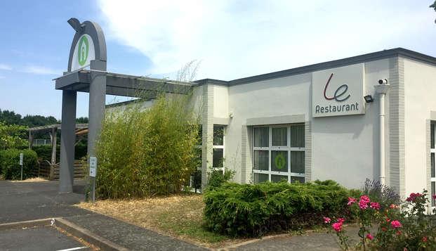 Campanile Nantes Saint-Sebastien-sur-Loire - Front