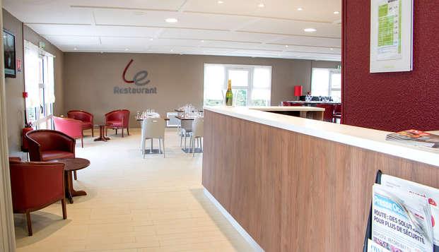 Campanile Nantes Saint-Sebastien-sur-Loire - Restaurant
