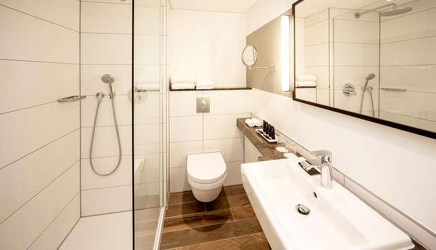 Bilderberg Europa Hotel Scheveningen - NEW BATHROOM