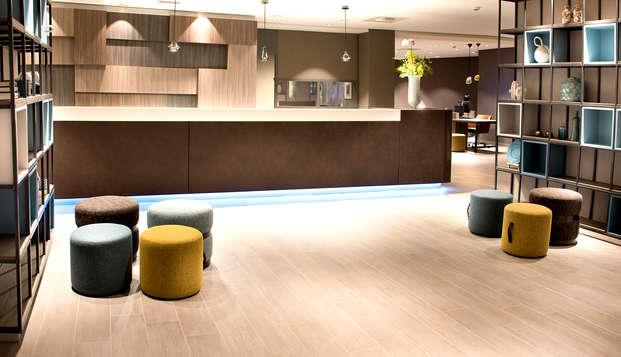 Bilderberg Europa Hotel Scheveningen - NEW RECEPTION