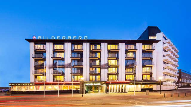 Frisse zeelucht, luxe, comfort en spa in Scheveningen