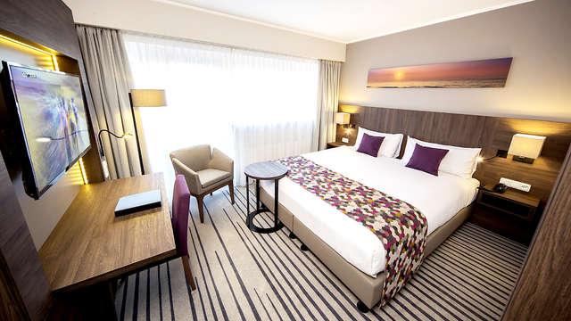 Détente dans un hotel de luxe à Scheveningen