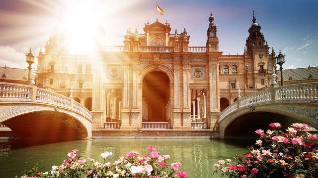 Escapada en Sevilla en un bonito hotel de diseño