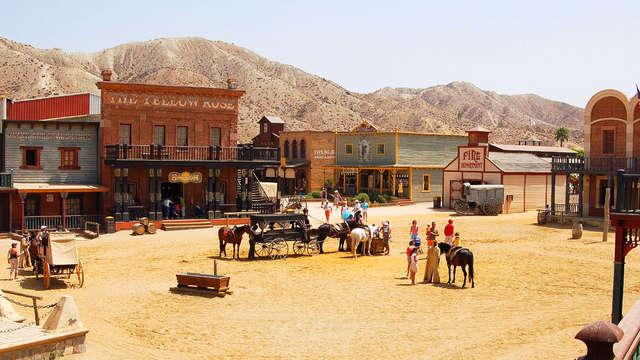 Escapada en Familia de película con entradas al Fort Bravo, el Hollywood almeriense