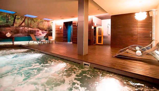 Gastronomía y relax en Valencia en hotel de lujo con cena y spa incluidos