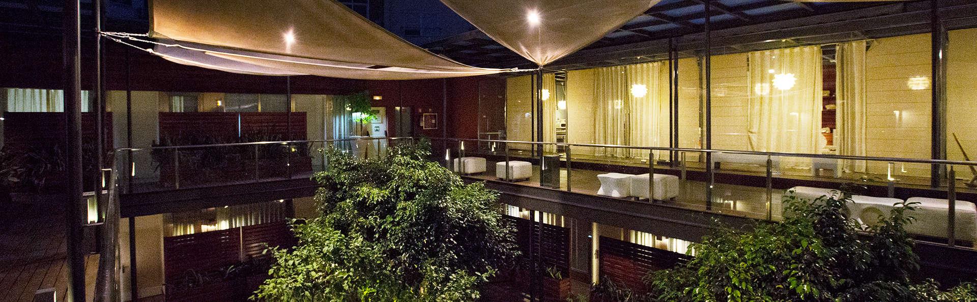 Valencia de lujo con cena gastronómica, spa y masaje en un exclusivo hotel en pleno centro