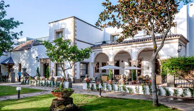 Séjour de charme et romantique avec dîner à El Puerto de Santa María
