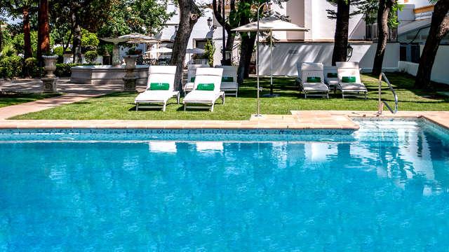 Escapada con encanto en hotel 5* en el Puerto de Santa María