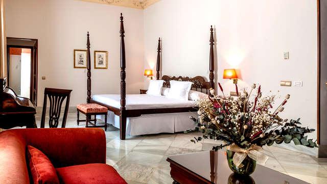Incantevole hotel 5* presso il Puerto de Santa Maria