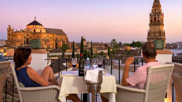 Week-end romantique de charme et de luxe à Cordoue