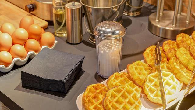 Novotel Paris Suresnes Longchamp - NEW buffet