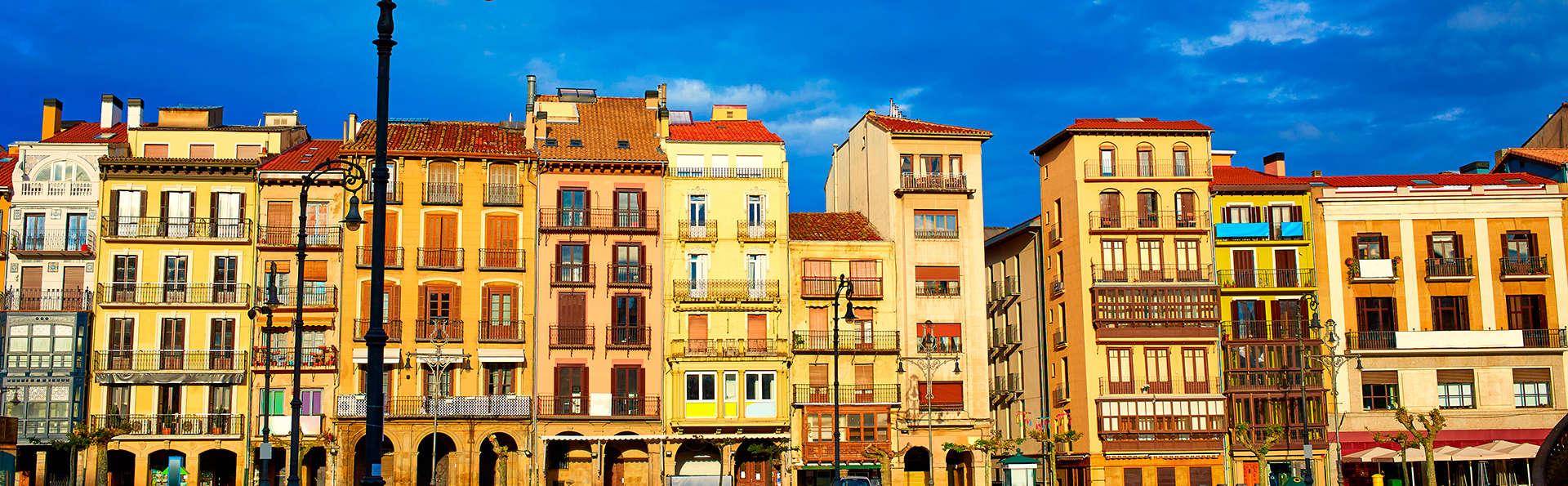 Escapada con desayuno incluído a las puertas de Pamplona