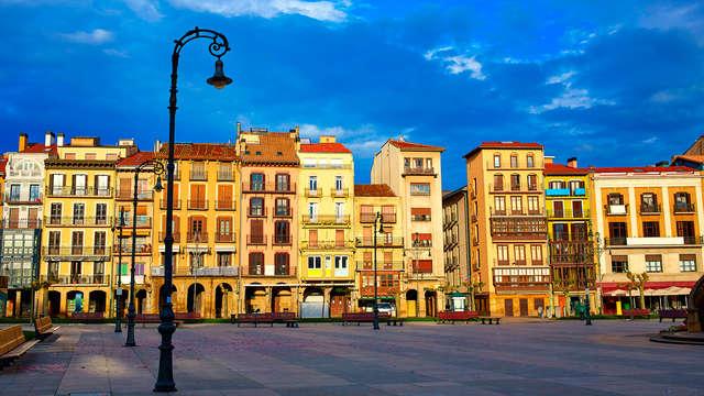 Escapada con desayuno a las puertas de Pamplona