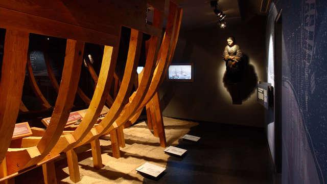 1 Entrée au musée