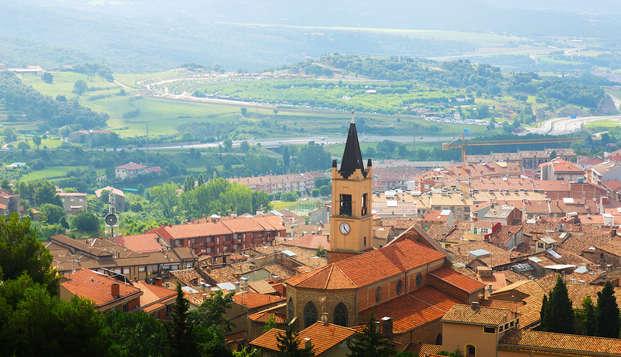Découvrez la ville de Berga et toutes ses merveilles