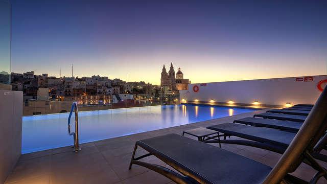 Scopri la meravigliosa Malta (da 3 notti)