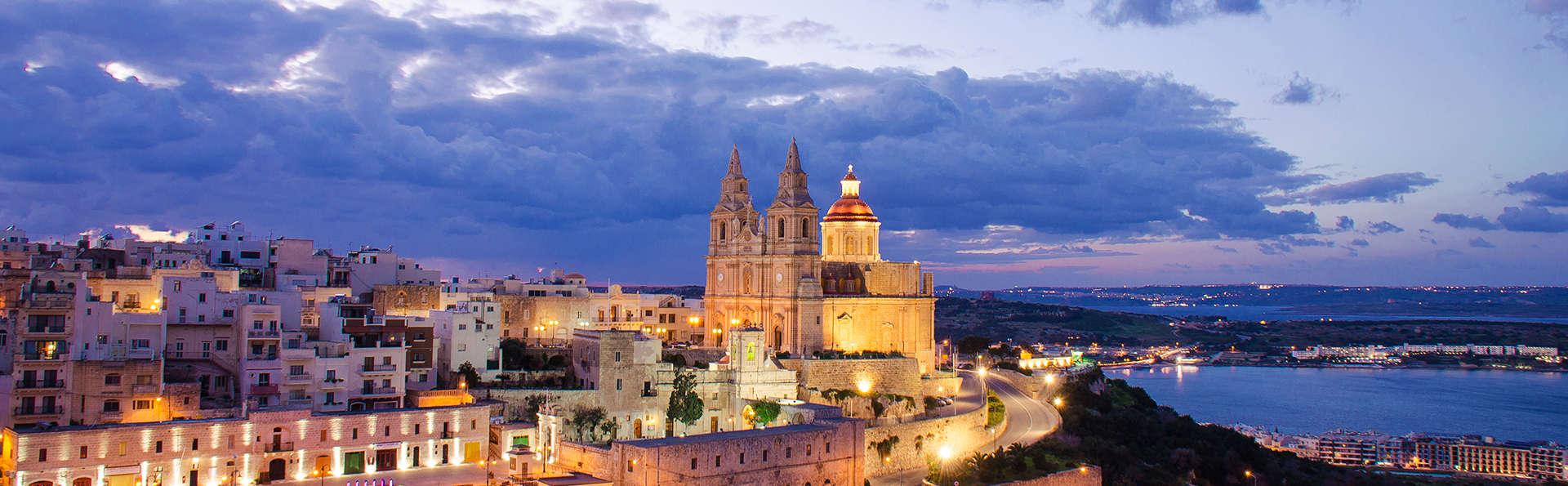 Escapade familiale sous le soleil de Malte (à partir de 3 nuits)
