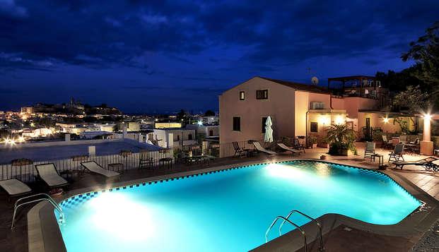 Soggiorno a Lipari nelle isole Eolie, in un'elegante villa ottocentesca