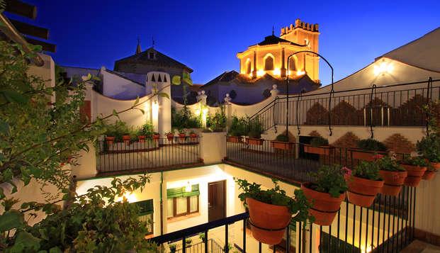 Oferta Relax en Córdoba: Disfruta de una masaje con ambiente árabe a los baños árabes en Cordoba