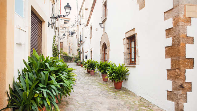 Vacaciones 3x2: Ven a conocer la Costa Brava en Pensión Completa