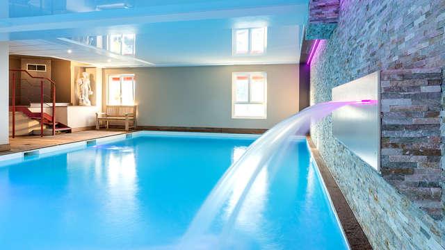 1 Accès au spa de La Closerie Deauville pour 2 adultes