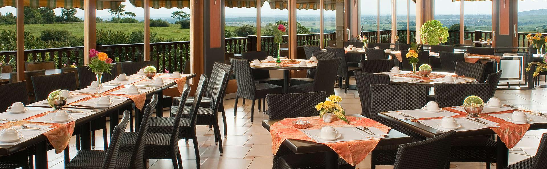 Offre spéciale : week-end avec dîner alsacien