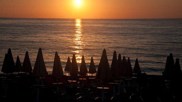 Romanticismo y poesía a un paso de las playas de Rimini