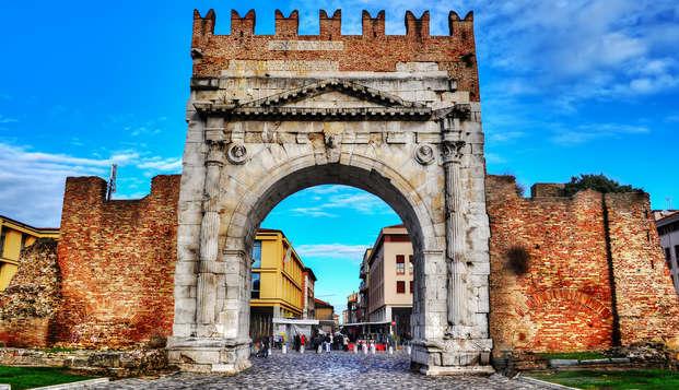 Storia, arte e curiosità a due passi dalle spiagge di Rimini