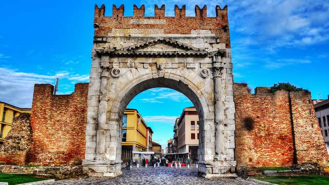 Historia, arte y curiosidades a un paso de las playas de Rimini