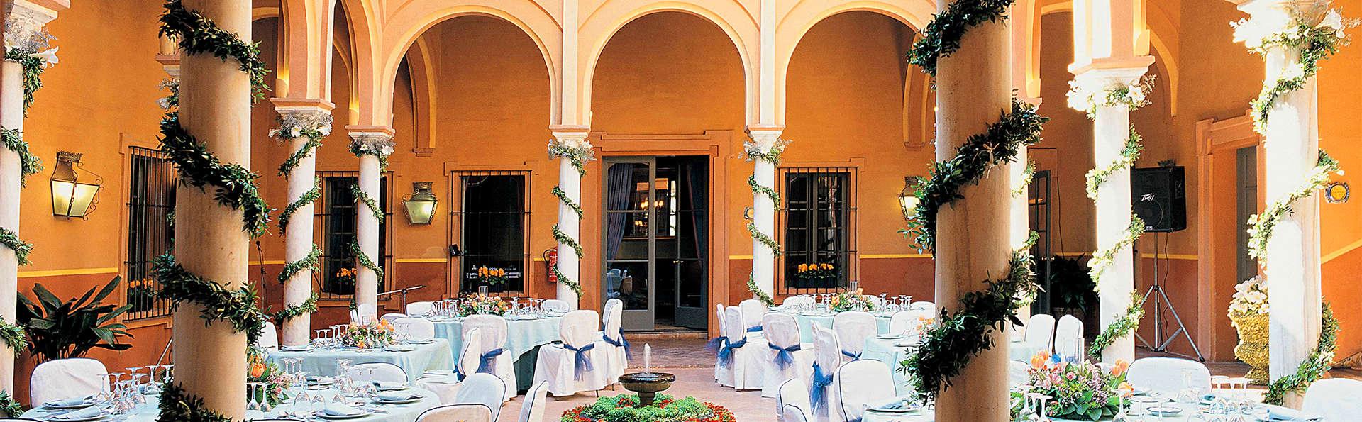 Week-end avec dîner : Découvrez un palais du XVIème siècle à Carmona