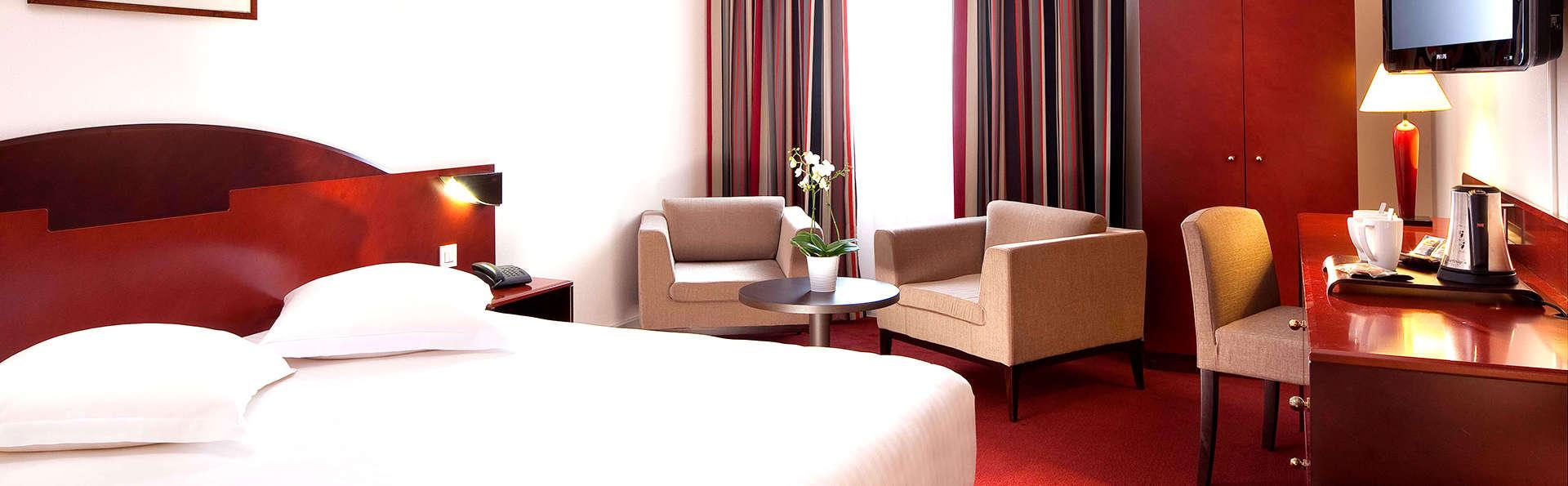 Élégant hôtel dans le centre-ville de Brest
