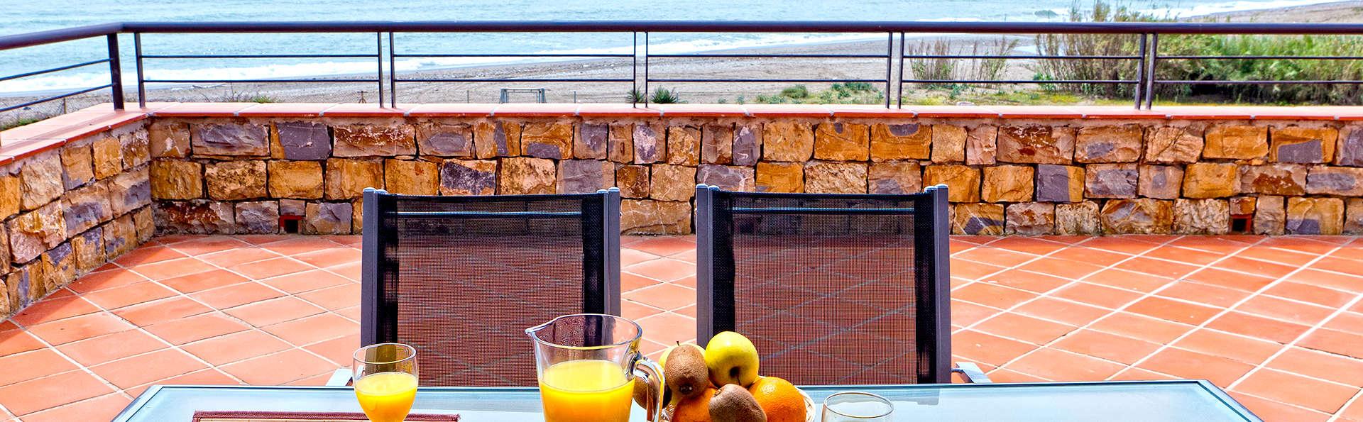 Vacaciones en familia con spa: apartamentos de lujo en Casares, Málaga