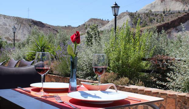 Week-end romantique avec dîner à Cazorla