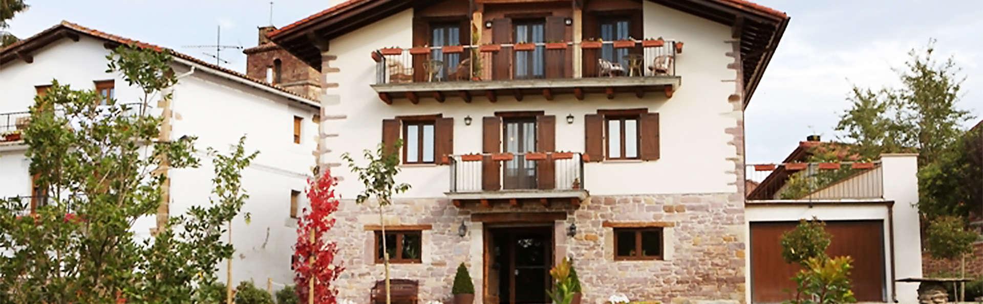 Hôtel Iribarnia, The Originals Relais (Relais du Silence) - EDIT_front1.jpg